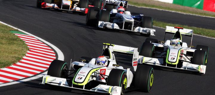 La passione delle quattro ruote: f1