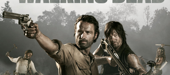 7 motivi per vedere The Walking Dead
