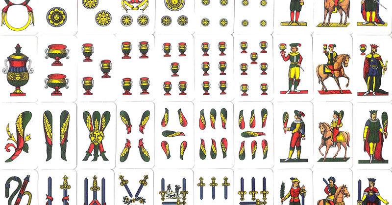 Il gioco della scopa: storia e regole