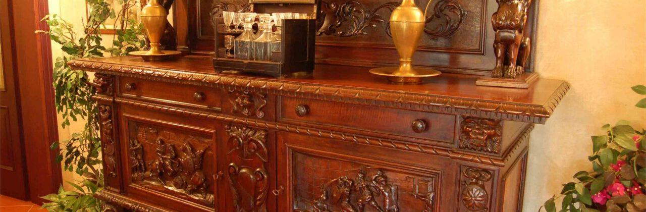 Come restaurare mobili classici per cucina